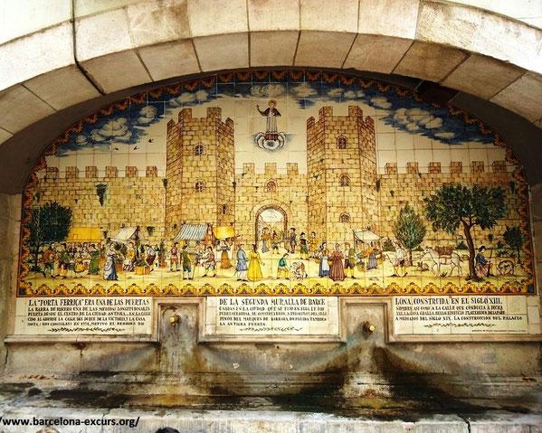 Рамбла Барселоны