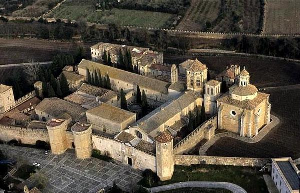 Поблет - самые живописные монастыри Каталонии