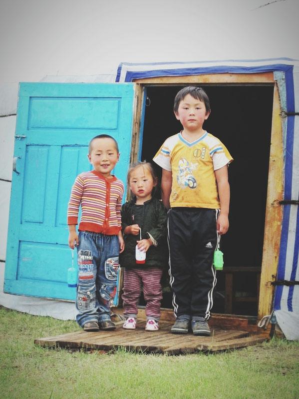 bigousteppes mongolie rencontre enfants yourte