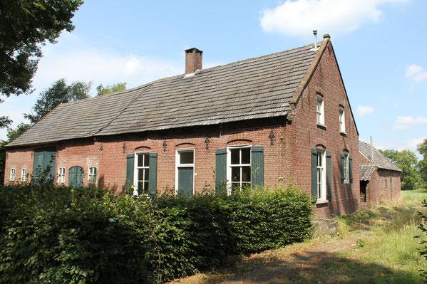 boerderij De Notel, rijksmonument, Notelstraat 6 Oirschot