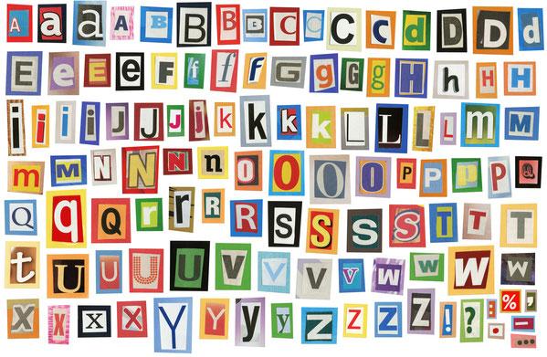 «Schriftkunst ist anonym. Sie hat ihre Kenner, aber sie hat kein Publikum.» gesagt von Kurt Weidemann (deutscher Grafikdesigner, 1922-2011).