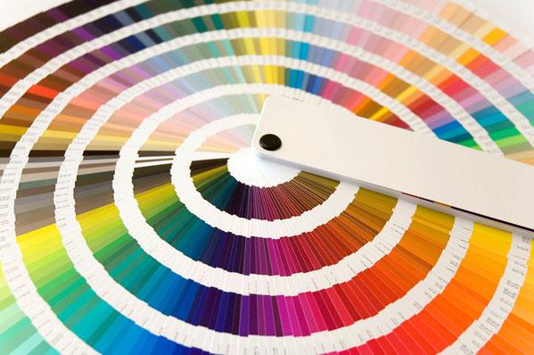 Wundervolle Farbenpracht! Welche Farben passen zu Ihrem Unternehmen, Ihren Produkten und Dienstleistungen?