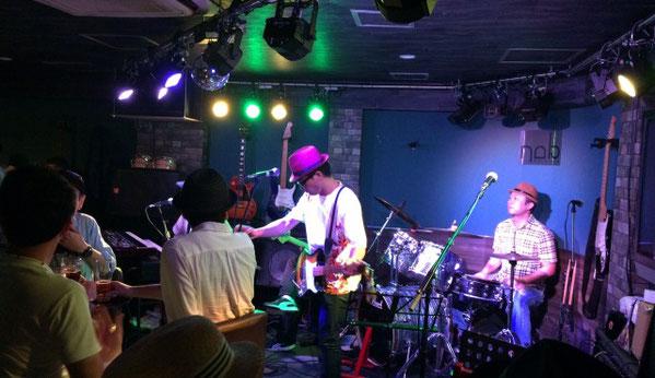 渋谷NOBで開催されたノブさんの送別会の様子