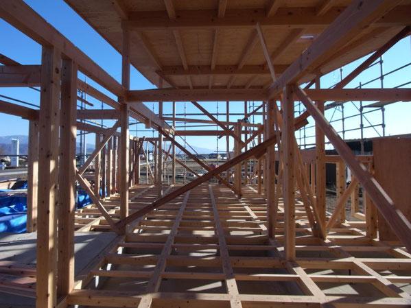 薪ストーブショールーム 安曇野市 建築家 建築設計事務所 店舗設計 現場監理 開口部