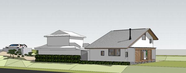松本市 新築工事 長野県松本市の建築家 建築設計事務所 現場監理 住宅設計