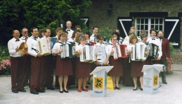 concert à Lompret en 1992