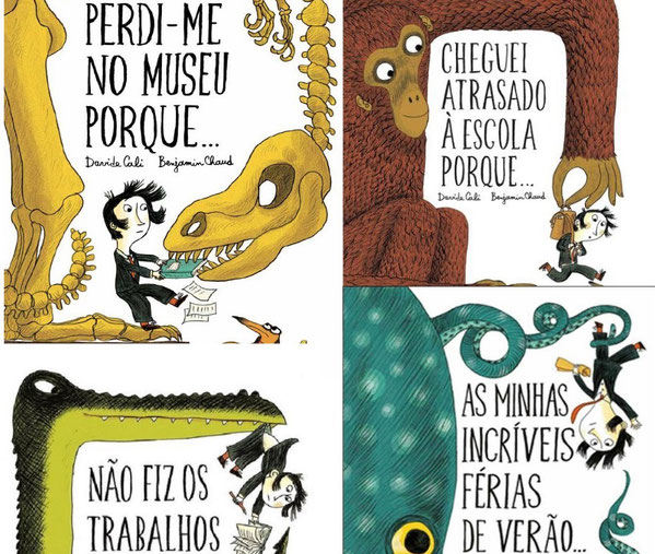 Davide Cali Kinderbücher