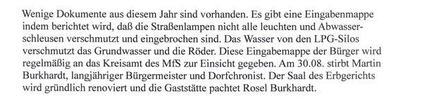 Bild: Teichler Seeligstadt Chronik 1977