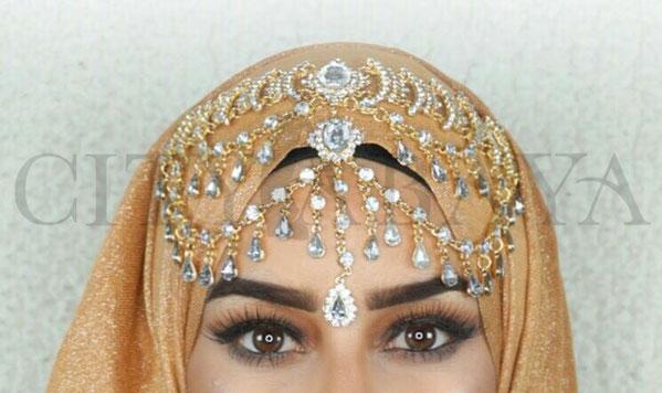 Stirnkette Bride