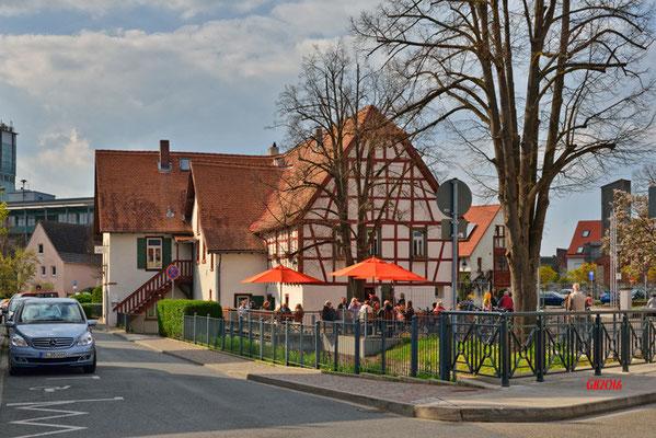 Neueröffnung Gasthaus Kirchmühle in Pfungstadt.