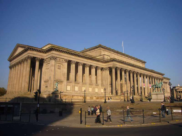Saint George's Hall