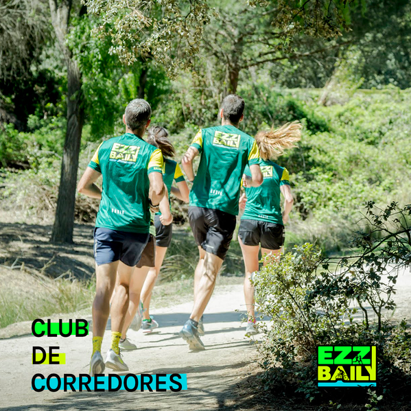 club de corredores las tablas madrid