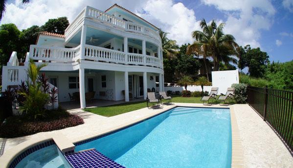 villa, rincon, puerto rico