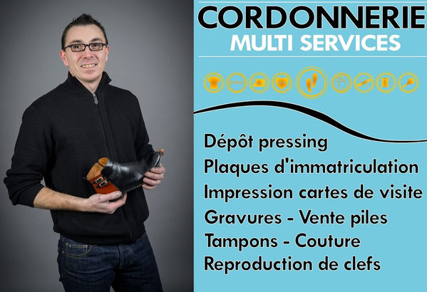 CORDONNERIE MULTISERVICES JANZE