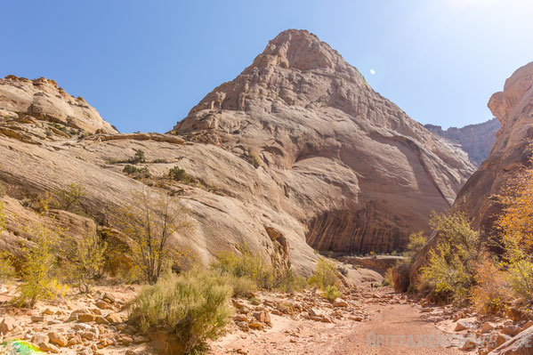 grand,wash,canyon,trail,capitol,reef,nationalpark,wandern