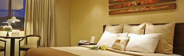 Hotels in Puno und am Titicacasee mit PERUline