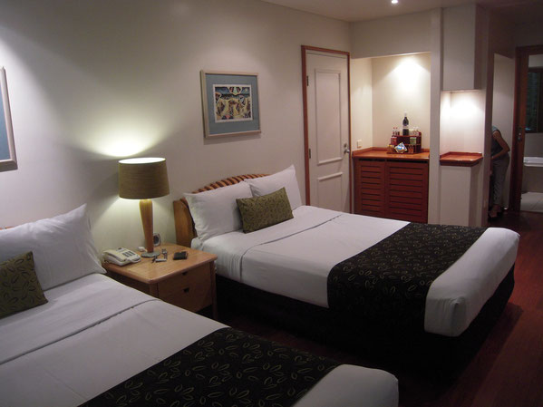 高級リゾートの室内の写真