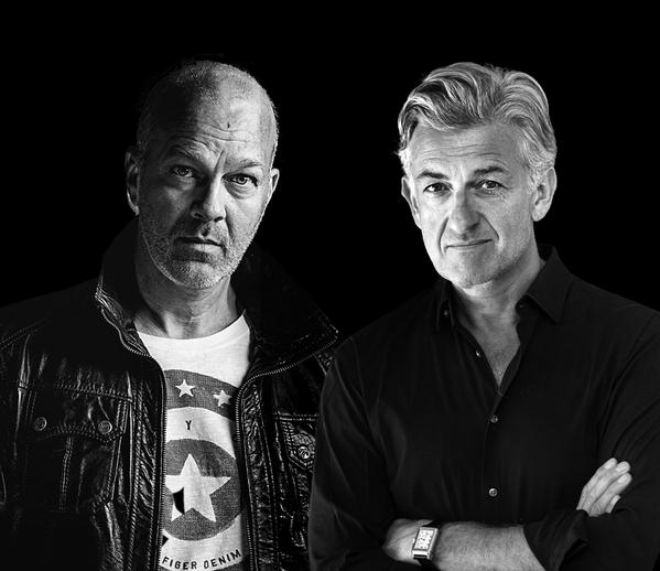 Jens Henrik Jensen und Dominic Raacke – Hamburger Krimifestival 2018