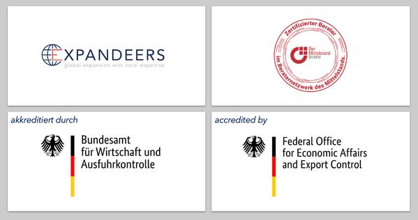 BAFA Berater Ausland - Expandeers Unternehmensberatung