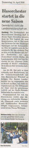 Harzkurier, 14.04.2016