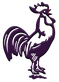 Purple Rooster Organics logo