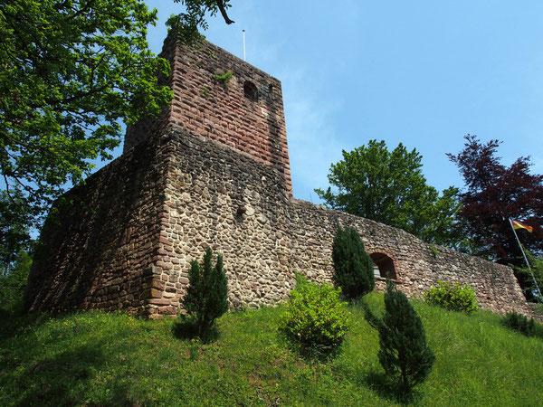 Ruine Schilteck / Schramberg