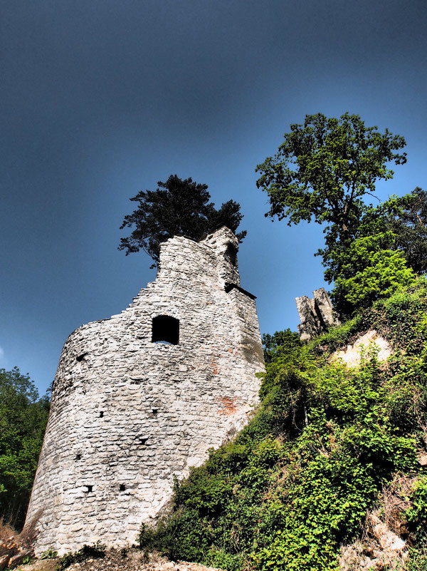 Ruine Wehrstein / Fischingen