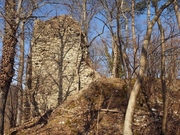 Ruine Hohenstein / Dietingen