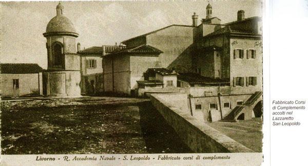 LAZZARETTO SAN LEOPOLDO