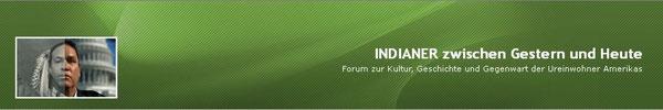 """Forum """"Indianer zwischen Gestern und Heute"""""""
