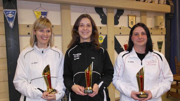 Sieger Frauen 1-3