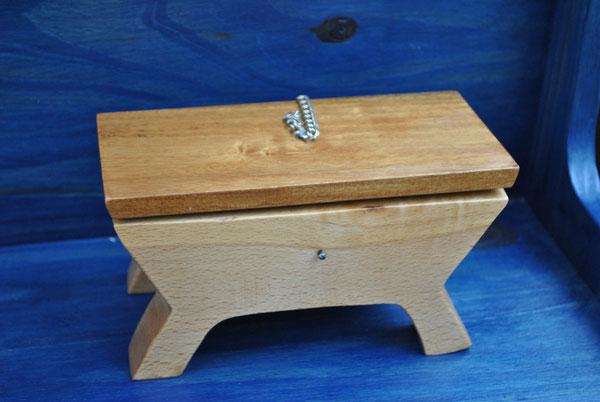 Boîte à bijoux (peut être customisée)