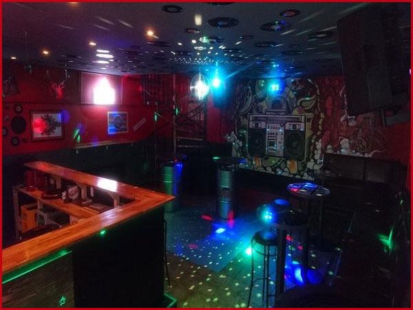 Ex-Sparr Nachtclub und Bar auf St. Pauli