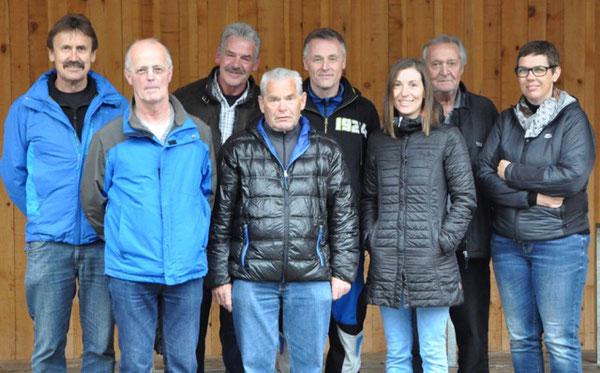 Vorstand BMX-Club Bludenz