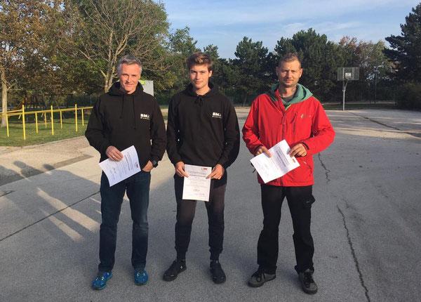 Trainerkurs Vösendorf 2019