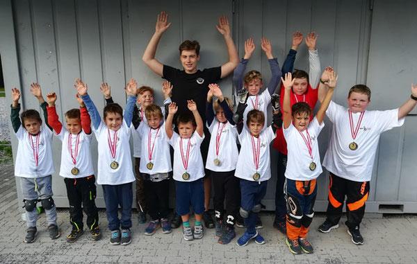 Der BMX-Club Bludenz gratuliert den Absolventen der BMX-School