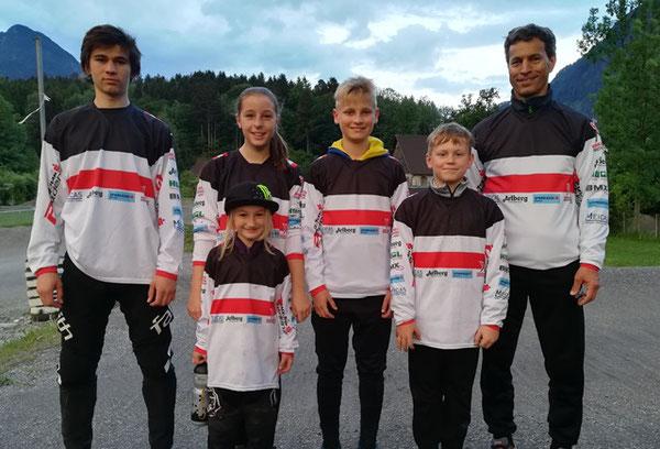 Vorarlbergs BMX-Landesmeister 2018