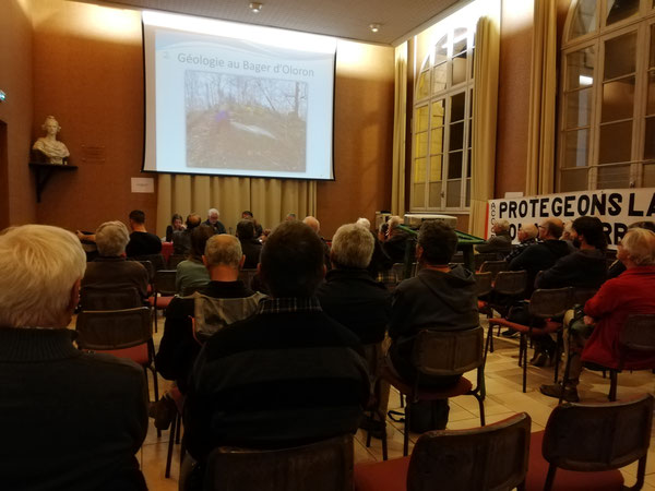 AG ACCOB 2019 réalisée le 28 février 2020 en Mairie d'Oloron-Sainte-Marie
