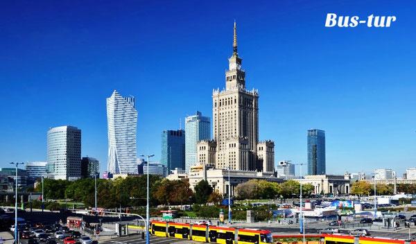 перевозки поездки в Варшаву, из Варшавы