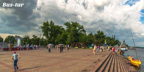 Микроавтобус Днепропетровск – Геническ