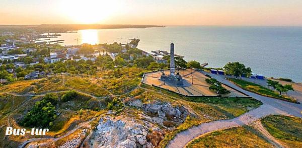 перевозки поездки в Крым в Керчь