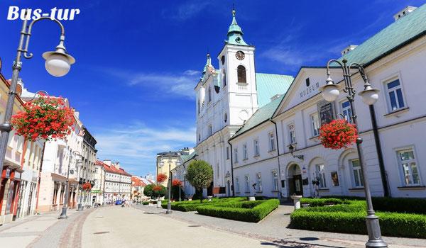 перевозки поездки в Жешув Польша, из Жешува