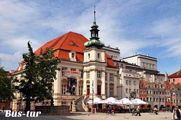 перевозки поездки в Легницу Польша, из Легницы