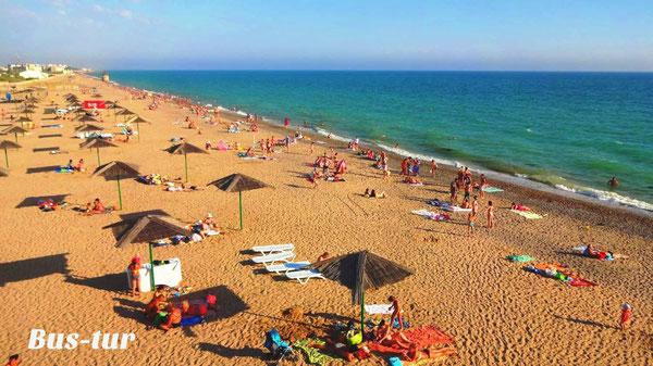 перевозки поездки в Крым в Саки