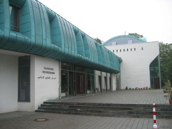 Das Islamische Kulturzentrum am Berliner Ring