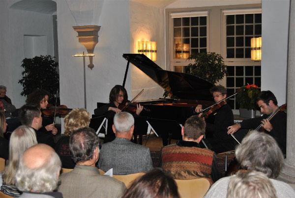 Konzert der Deutsch-Polnischen Gesellschaft im Wolfsburger Schloss