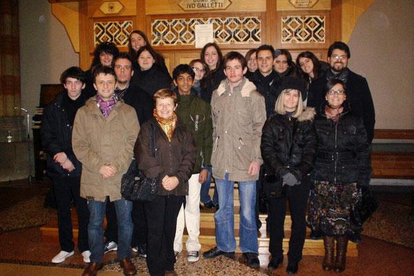 Gruppo giovani (Foto archivio)
