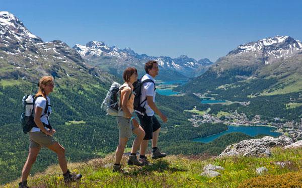 """Engandina, Svizzera. Omaggio al libro di Thomas Mann e desiderio di nuovo """"vento d'estate"""" ..."""