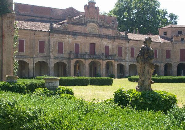 Villa Malvezzi a Bagnarola di Budrio