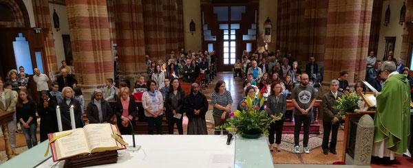 """30 Settembre 2018 Domenica del """"mandato"""" ai catechisti"""